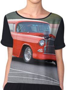 1955 Chevrolet 'Pro Street' Coupe Chiffon Top