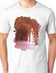 Golden Architecture Unisex T-Shirt