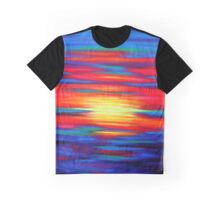 Hazy Cosmic Jive Graphic T-Shirt