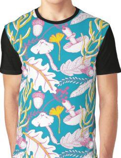 Vivid Graphic T-Shirt