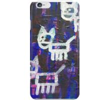 The Great Kitty Migration iPhone Case/Skin