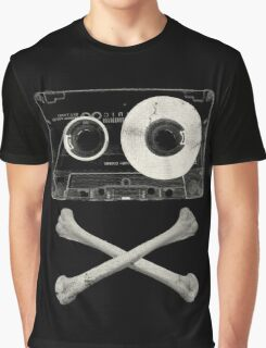 Pirate Music Graphic T-Shirt