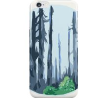 Woodlands circle  iPhone Case/Skin