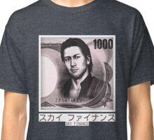 Akiyama 1000 Yen Shirt Classic T-Shirt