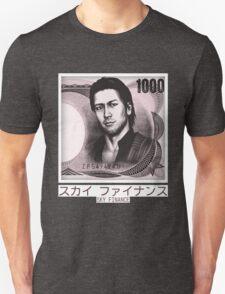 Akiyama 1000 Yen Shirt Unisex T-Shirt