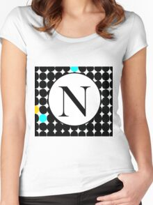 N Starz Women's Fitted Scoop T-Shirt