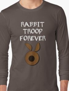 Rabbit Troop Forever Long Sleeve T-Shirt