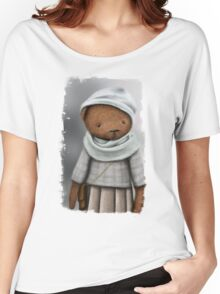 mommy bear /Agat/ Women's Relaxed Fit T-Shirt