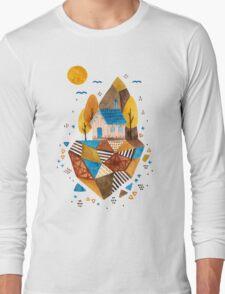 Homey Rock Long Sleeve T-Shirt