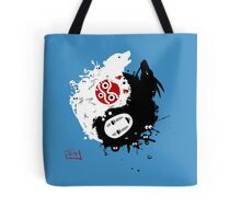 Spirits Yin-Yang Tote Bag