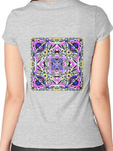 Neon Indian Women's Fitted Scoop T-Shirt