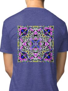 Neon Indian Tri-blend T-Shirt
