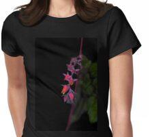 Night Lighting Womens Fitted T-Shirt