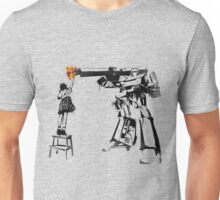 Megatron - Peace Through Botany Unisex T-Shirt