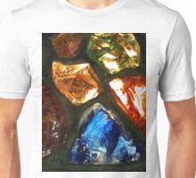 ILLUMINATED Coloured Glass Lamp Unisex T-Shirt