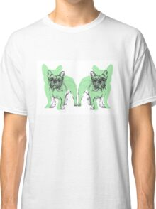 Theo the Frenchie Classic T-Shirt