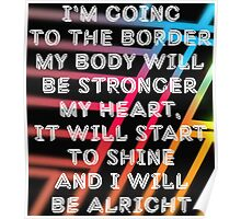 Years and Years (Border) Poster
