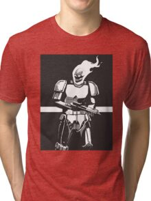 Ghost Rider Storm Trooper Tri-blend T-Shirt