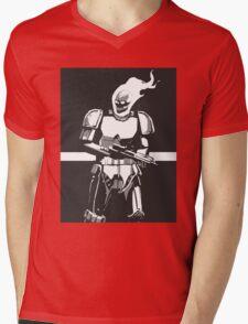Ghost Rider Storm Trooper Mens V-Neck T-Shirt