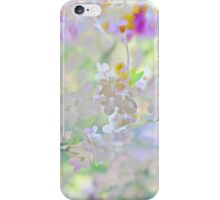 Abstract Cherry Blossoms iPhone Case/Skin