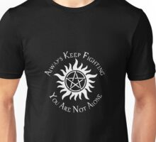 Supernatural Not Alone v2.0 Unisex T-Shirt