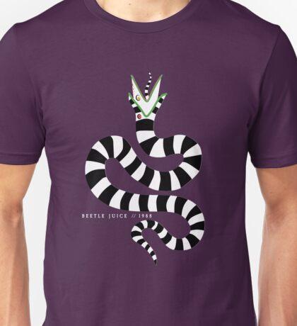beetlejuice - sandworm Unisex T-Shirt