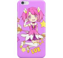 Star Guardian Lux chibi iPhone Case/Skin