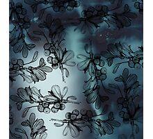 Ink Berry Love Photographic Print