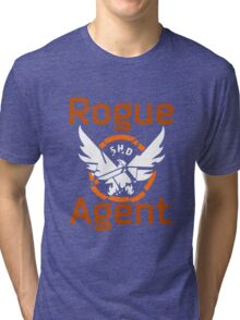 The Division Rogue Agent Tri-blend T-Shirt