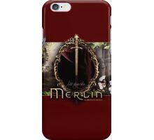 Merlin logo iPhone Case/Skin