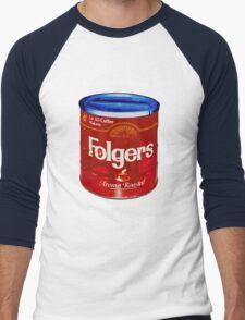 In Loving Memory of Donny Who Loved Bowling pop art variant 1w Men's Baseball ¾ T-Shirt