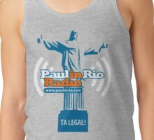 Paul in Rio Radio - Ta legal! Tank Top