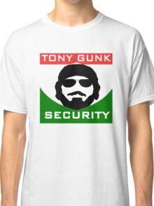 Tony Gunk Security Classic T-Shirt