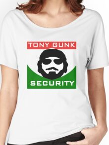 Tony Gunk Security Women's Relaxed Fit T-Shirt