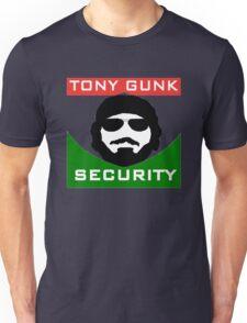 Tony Gunk Security Unisex T-Shirt