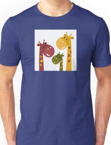 Beautiful #safari animals collection Unisex T-Shirt