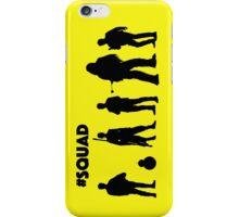 The #SQUAD Awakens iPhone Case/Skin