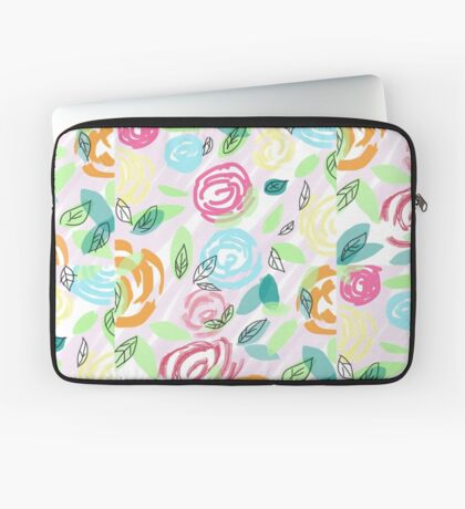 New floral fantasy Laptop Sleeve