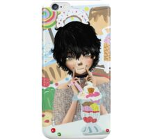 Parfait Sweets and Desserts Anime iPhone Case/Skin