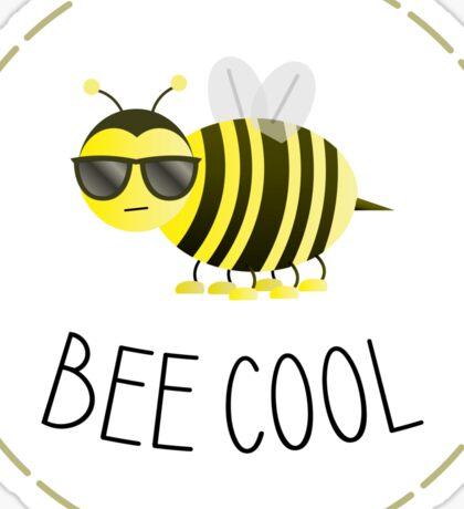 Bee Cool - Punny Farm Sticker