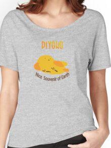 Piyoko Women's Relaxed Fit T-Shirt