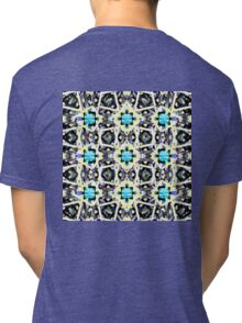 Lotus Box Tri-blend T-Shirt