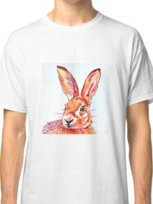 Colourful Hare Classic T-Shirt