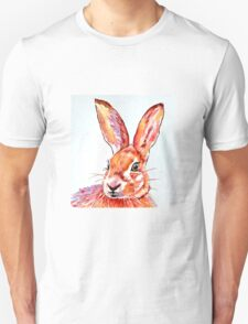 Colourful Hare Unisex T-Shirt