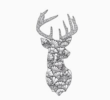 Deer Head Unisex T-Shirt