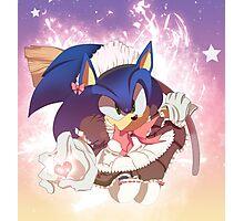 Sonic: Maid Photographic Print