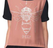 Bees Pink Chiffon Top