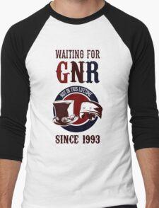 Waiting for classic GNR Not in this lifetime Men's Baseball ¾ T-Shirt