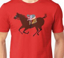 The Racehorse - Horse Racing Apparel & Gifts Unisex T-Shirt