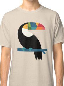 Rainbow Toucan Classic T-Shirt